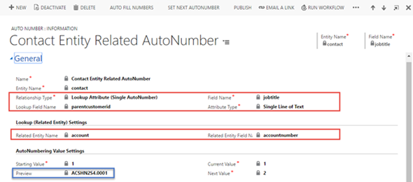 Advanced AutoNumber Source Code now available