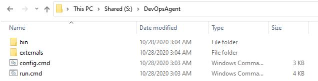 Azure DevOps - Extracted Agent Source Files