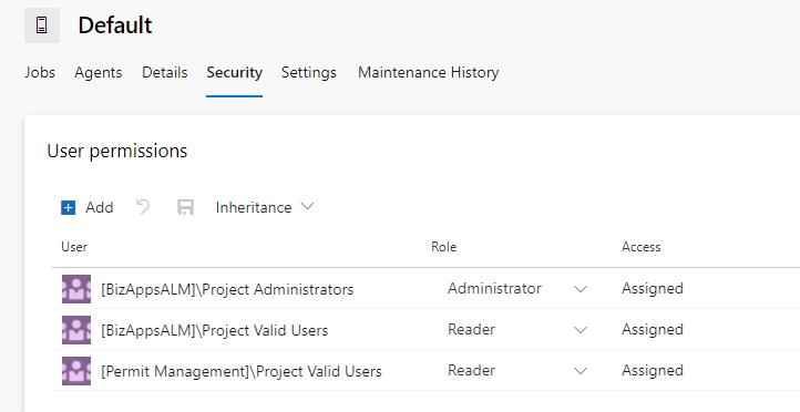 Azure DevOps - Agent Security