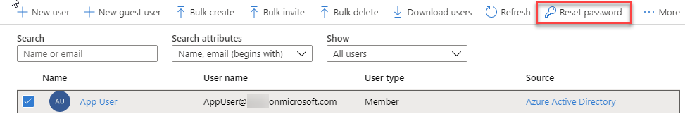Azure AD - New User Added