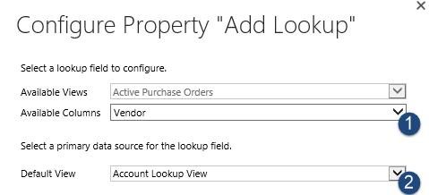 Configure Grid Properties