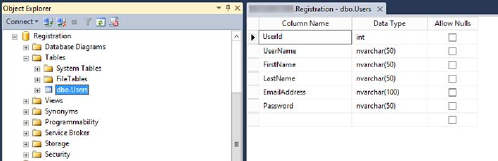 SQL Server Database for Azure Logic Apps Integration