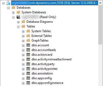 T-SQL endpoint - SSMS Object Explorer